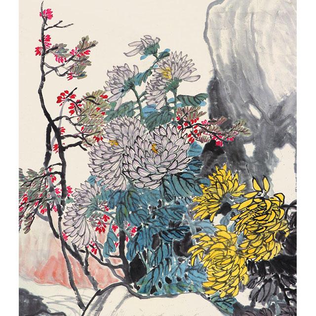 上海黄浦2016春季艺术品拍卖会-书画三