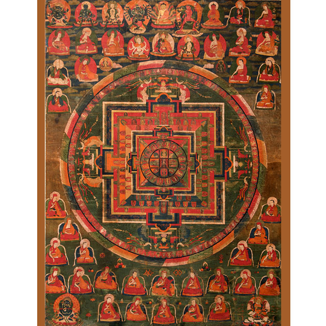 般若之光•佛教艺术专场