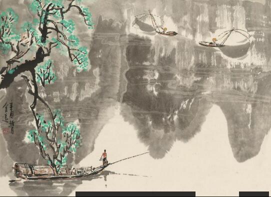 睡起有茶——中国书画(一)