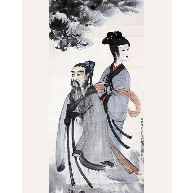 2017迎春书画精品拍卖会---国光近现代专场