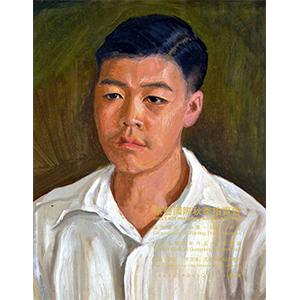 广东美术百年作品—西画篇