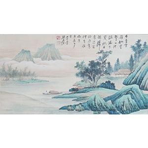 陕西公正2017年中国书画精品拍卖会