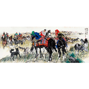 安徽九乐庆八周年中国书画艺术品拍卖会-小品、楹联专题
