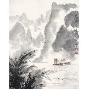 湖北武汉现当代名家书画之四十四