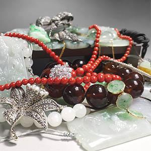 珠宝、奢侈品