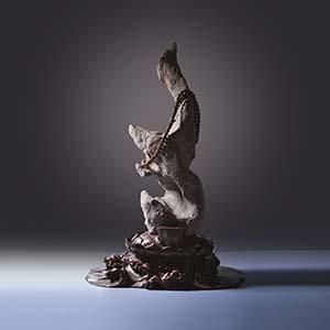 玲珑美石:第1届中国观赏石(灵璧石)臻品专场