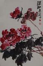 尹延新(b.1941) 春酣