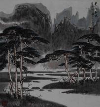 于阳春(b.1935) 惠风和畅