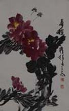 崔辉(1934-2008)春晓