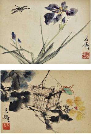 王雪涛 花卉草虫