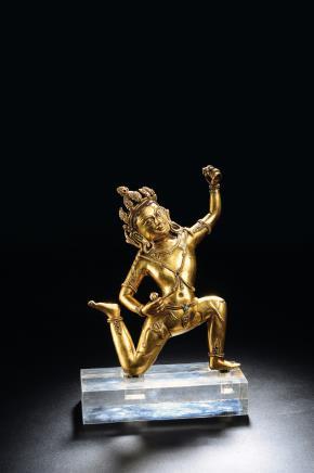 15世纪丹萨替菩萨像