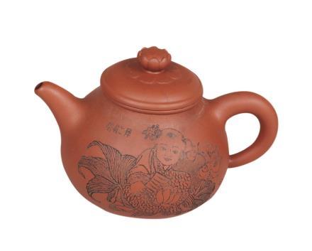 蒋新安  紫砂壶