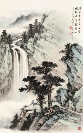 黄君璧山水