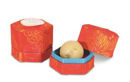 1993年山西中药厂安宫牛黄丸