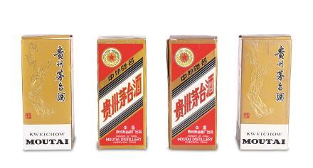 1987-1990年贵州茅台酒