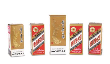 1999-2007年贵州茅台酒