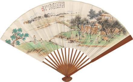 吴青霞(1910~2008)乡间故事