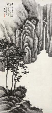 金城 1878-1926水松图