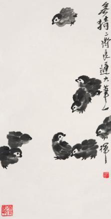 齐良迟(1921-2003)无猜