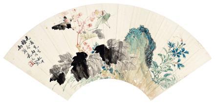 花元 1898-1957花卉草虫