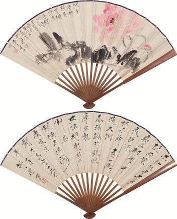 唐云(1910-1993)花卉