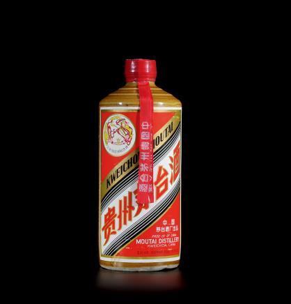1983年飞天黄酱茅台