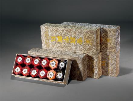 1993安宫牛黄丸五盒