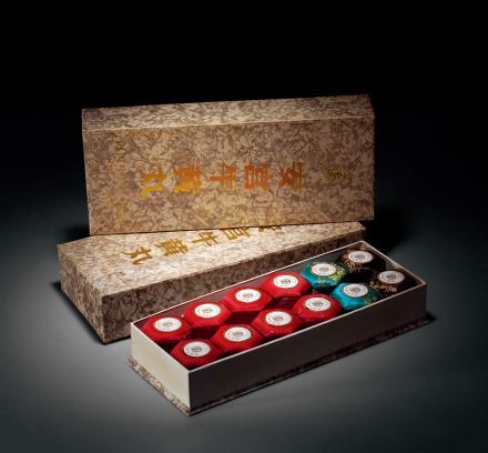 1985安宫牛黄丸两盒