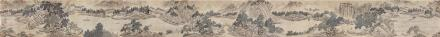 吴彬(明)湖山胜境图