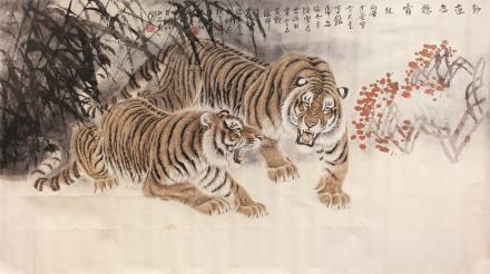 冯大中、杨晓阳、陈忠志  合作王者雄风