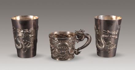 二十世纪 银龙杯三件