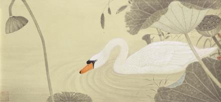 杨立奇  b.1979  藕塘清戏
