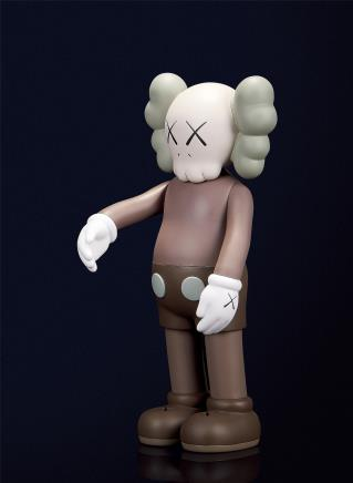 KAWS   COMPANION BLUSH 常规版(棕色)