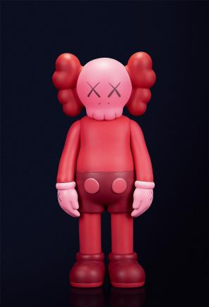 KAWS   COMPANION BLUSH 常规版(红色)