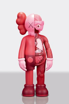 KAWS   COMPANION BLUSH 解剖版(红色)