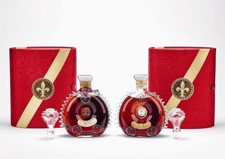60年代 白头路易十三法国顶级干邑 共2瓶