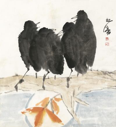 李琼玖 小鸟