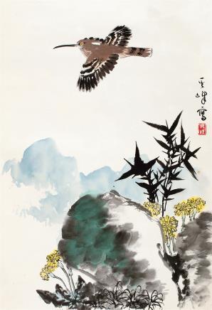 孙其峰花鸟