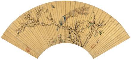 吕纪(15世纪)孔雀