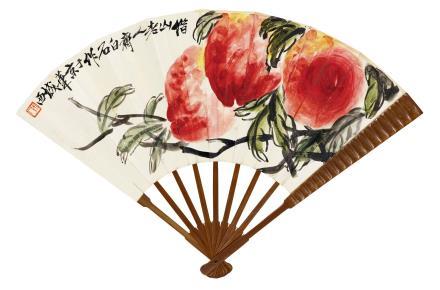 齐白石(1864-1957)多寿
