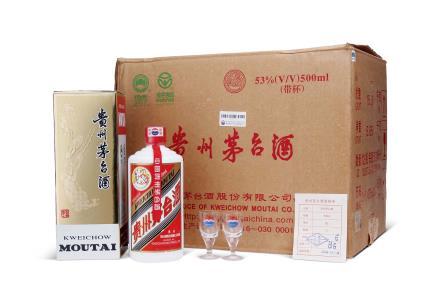 2006年贵州茅台酒(a原箱)