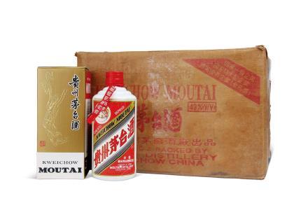 1995年贵州茅台酒(原箱)