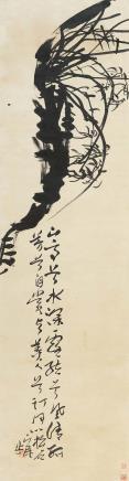 应均(1874-1941)墨兰