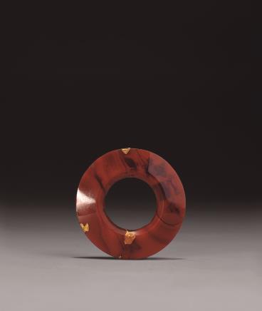 战国红缟环