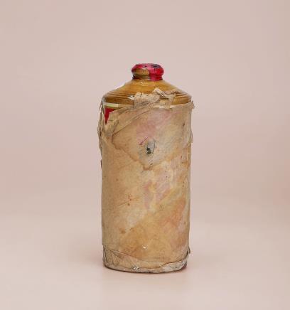 1971年黄釉瓶五星牌贵州茅台酒