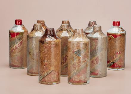 1983年至1986年地方国营茅台酒