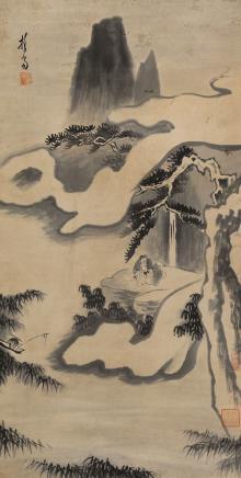 担当(1593-1683)升云图