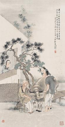 沈心海(1855-1941)人物