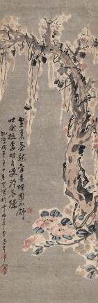 高凤翰(1683-1749)花鸟