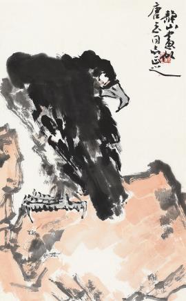 吴静山(b.1943)英雄独立